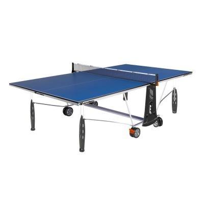 Modrý vnitřní stůl na stolní tenis 250, Cornilleau