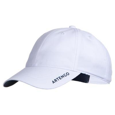 Tenisová kšiltovka - Artengo Kšiltovka Tc500 Bílo-Modrá