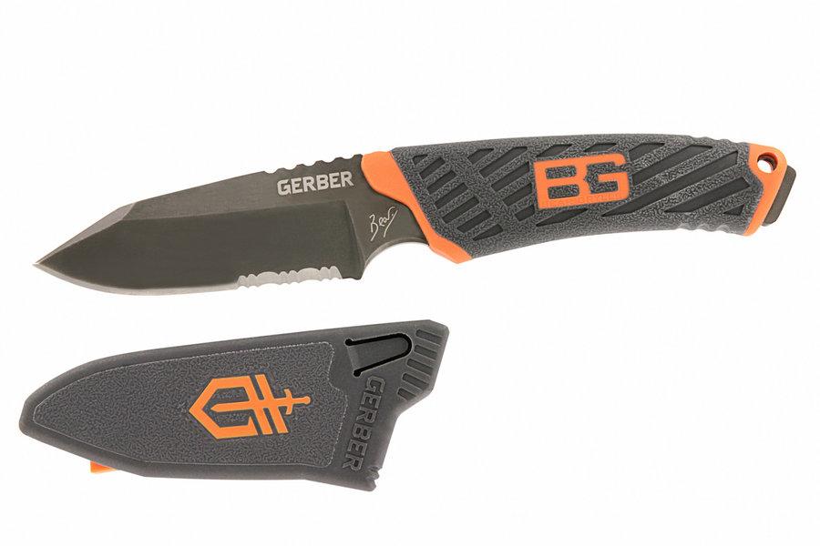Nůž - Nůž Gerber BG Compact Fixed SE