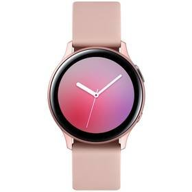 Růžové chytré hodinky Galaxy Watch Active2, Samsung