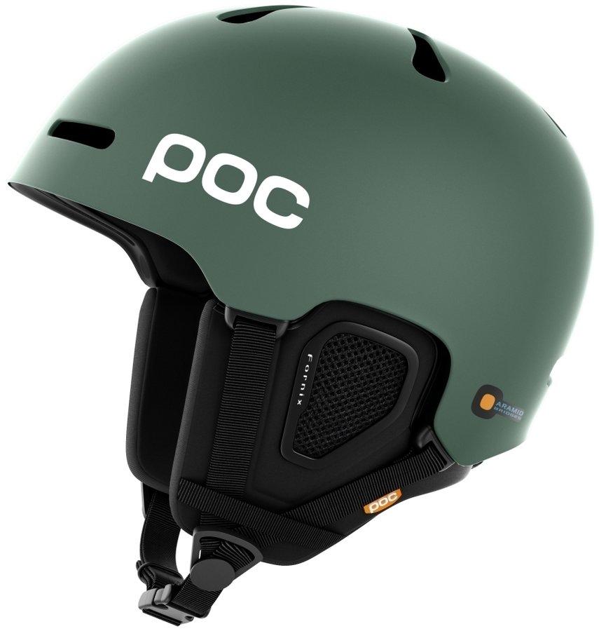 Zelená pánská helma na snowboard POC - velikost XS-S