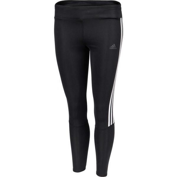 Černé dámské legíny Adidas - velikost L