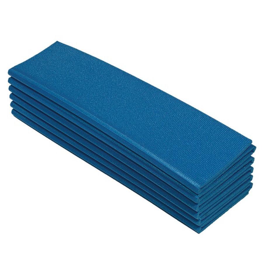 Modrá karimatka Yate - tloušťka 0,8 cm