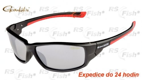 Polarizační brýle - Gamakatsu® Racer Light Gray Mirror