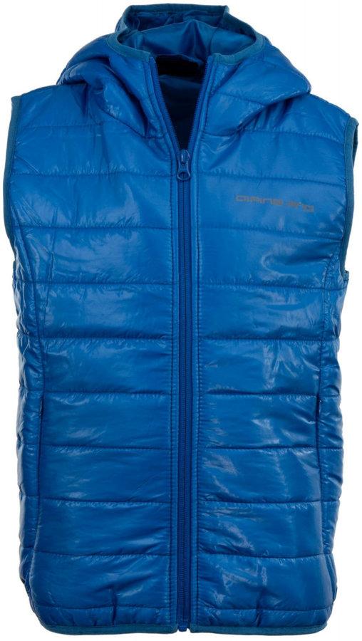 Modrá dětská vesta Alpine Pro
