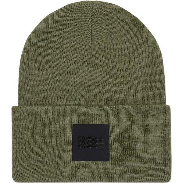 Zelená pánská zimní čepice O'Neill