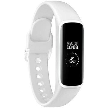 Bílý fitness náramek Galaxy Fit e, Samsung
