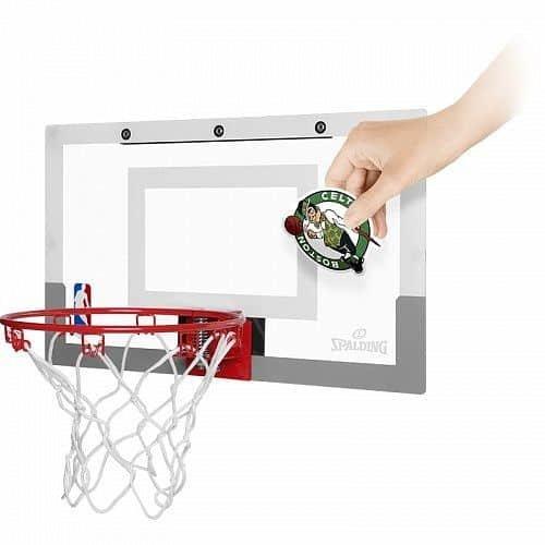 Basketbalový koš - Basketbalový koš NBA SLAM JAM BOARD TEAMS Spalding