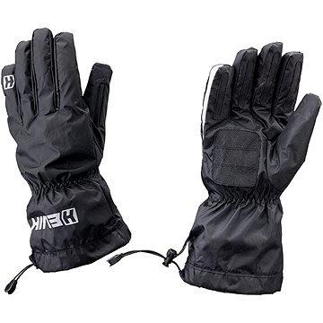 Černé motorkářské návleky na ruce HEVIK