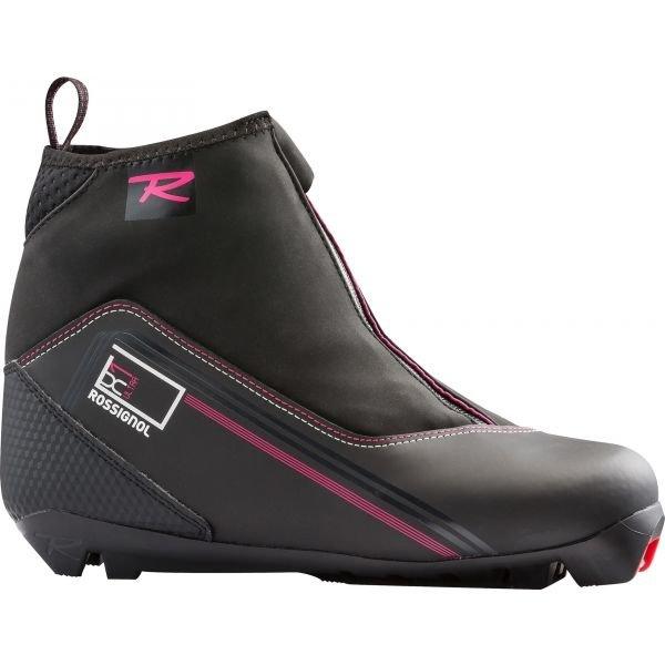 Černé dámské boty na běžky Rossignol