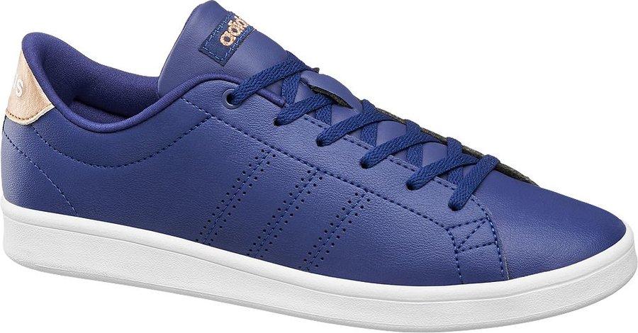 Modré dámské tenisky Adidas - velikost 40 EU