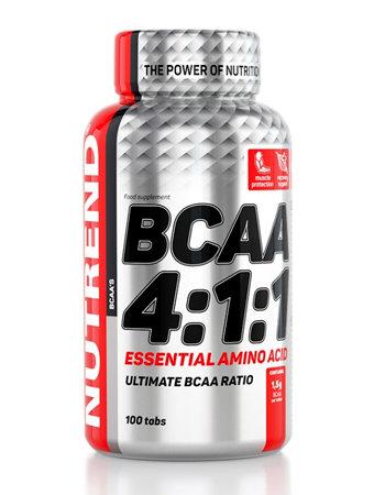 BCAA - Nutrend Bcaa 4:1:1 100 tablet