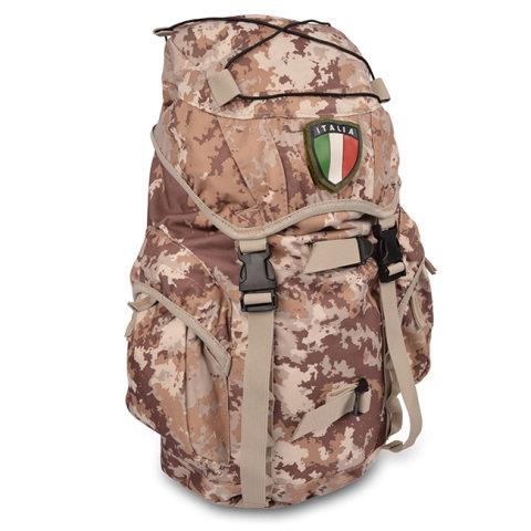 Batoh - Batoh ITALIA 25l SPECIAL FORCES DESERT