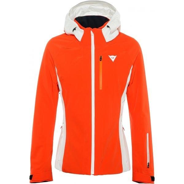 Oranžové dámské lyžařské kalhoty Dainese - velikost M