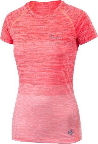 Modré dámské běžecké tričko Klimatex