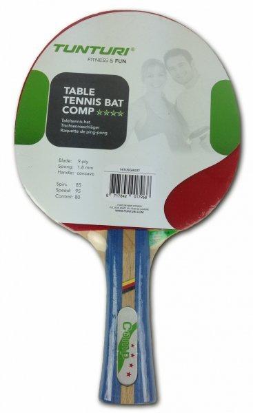 Pálka na stolní tenis Bat Comp, Tunturi