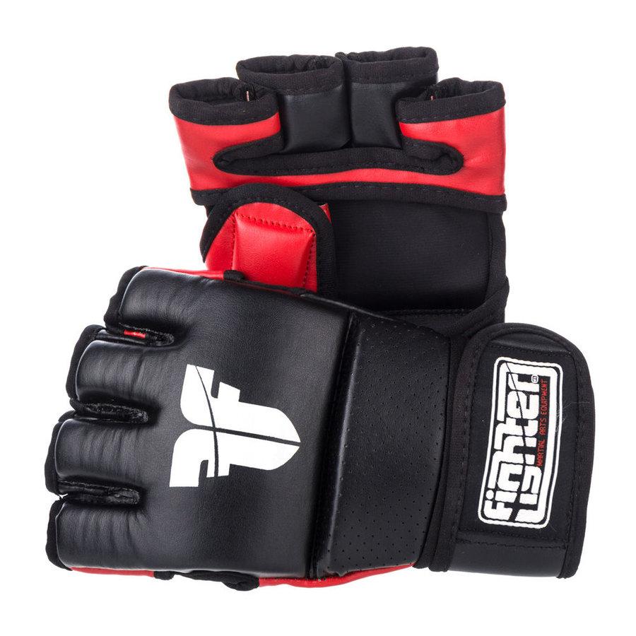 Černé MMA rukavice Fighter