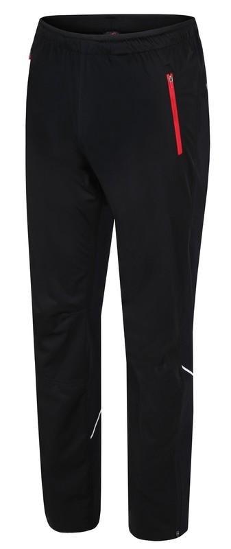 Černé pánské lyžařské kalhoty Hannah