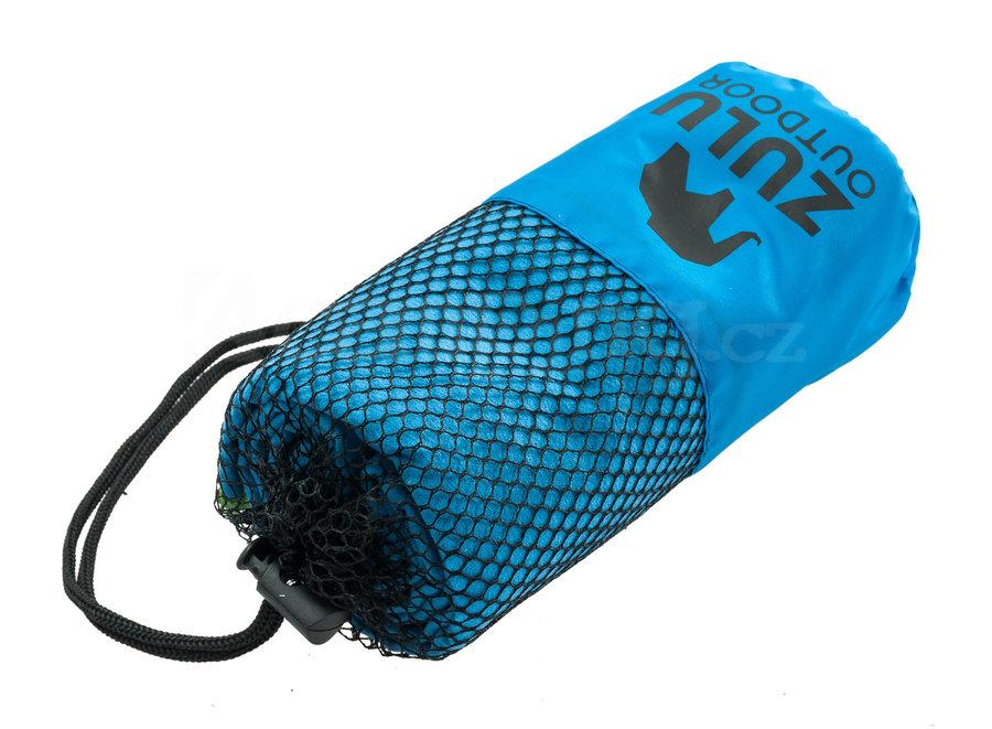 Ručník - Ručník Zulu Light 40x80 cm Barva: modrá