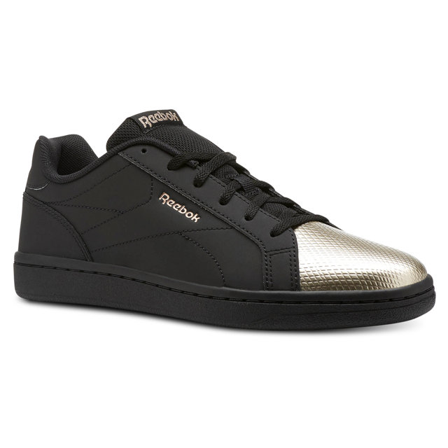 Černé dámské tenisky Royal Complete, Reebok, Adidas - velikost 38 EU