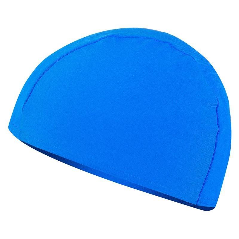 Modrá pánská nebo dámská plavecká čepice LYCRAS, Spokey