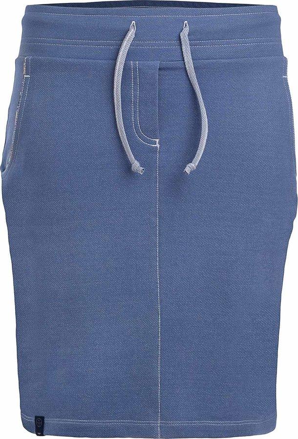 Modrá sukně Woox