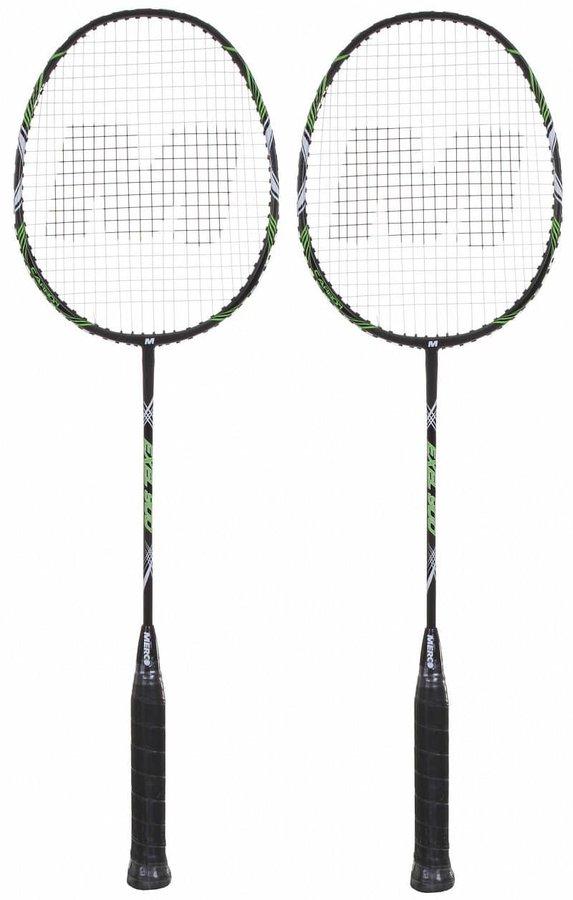 Sada na badminton - Merco Exel set barva: žlutá
