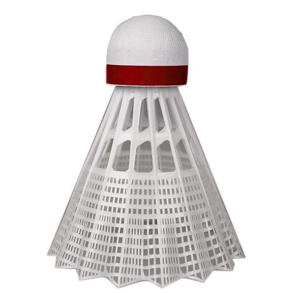 Plastový badmintonový míček Yonex - 6 ks