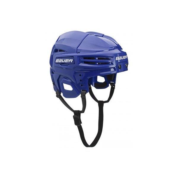 Modrá hokejová helma Bauer - velikost S