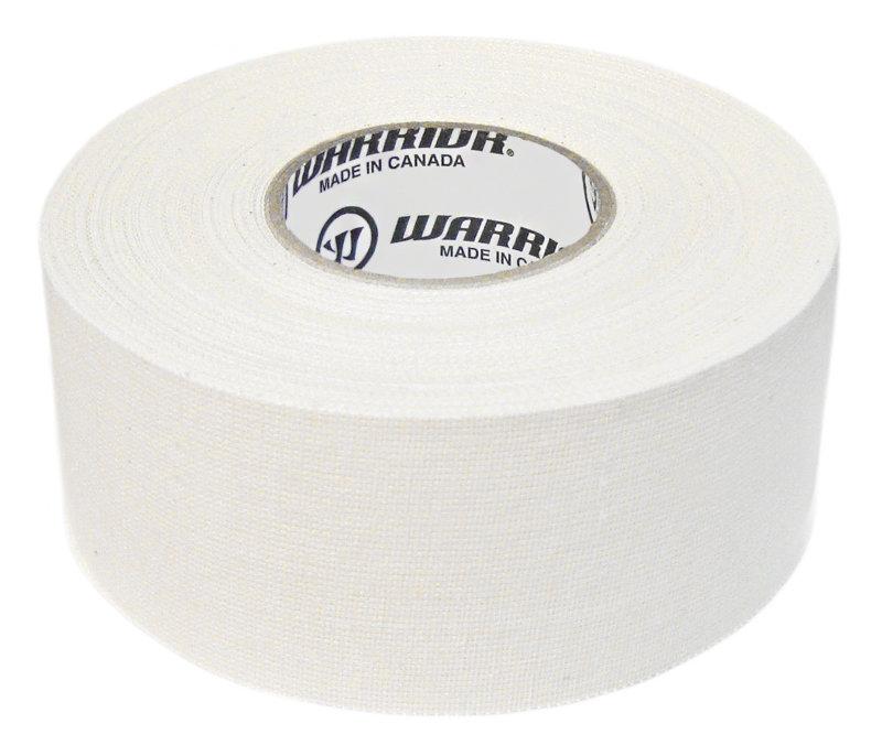 Hokejová páska - Izolace na hokejky Warrior 25 m x 38 mm Barva: bílá