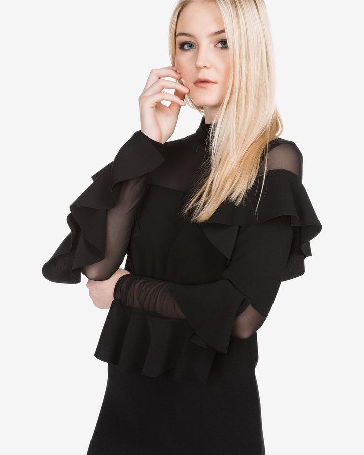 Černé dámské šaty Pinko - velikost XS