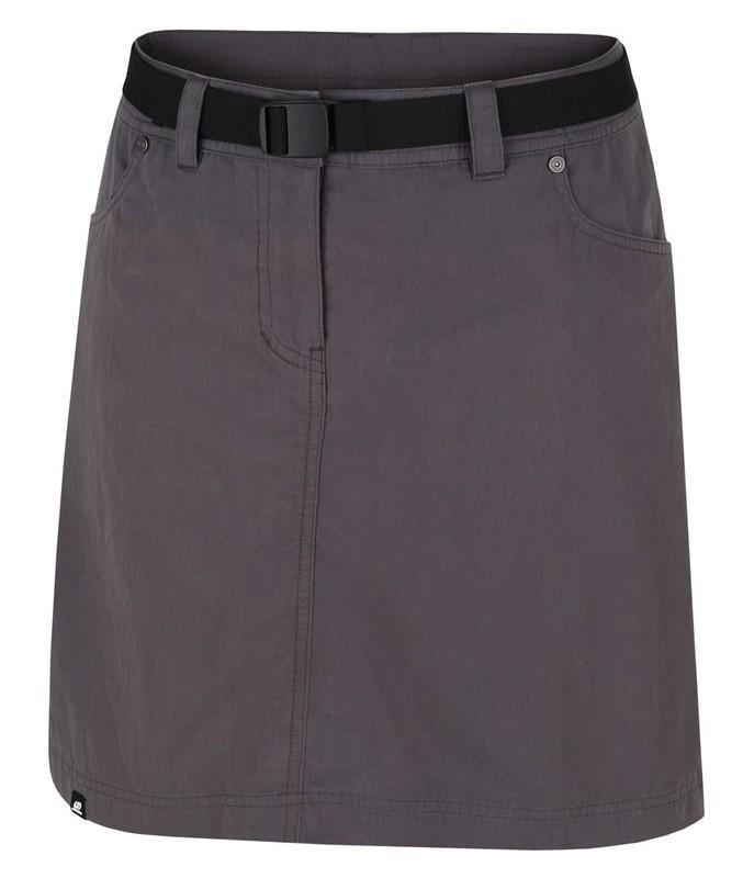 Šedá dámská sukně Hannah - velikost 36