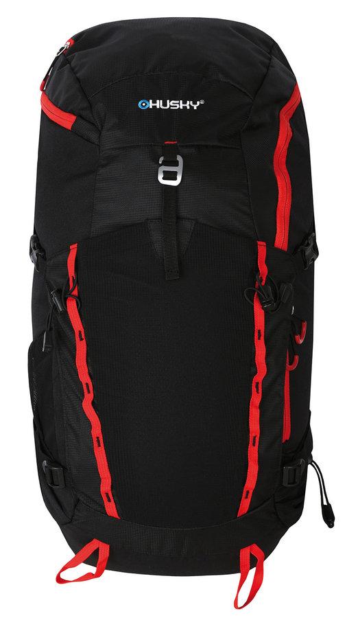 Černý batoh Husky - objem 35 l