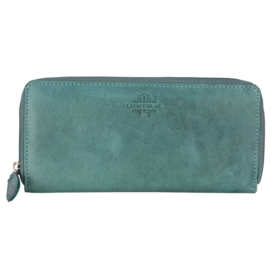 Peněženka - Travelite Lichtblau Wallet Turquoise