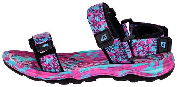 Fialové sandály Alpine Pro - velikost 37 EU
