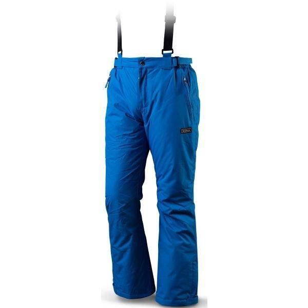 Modré chlapecké lyžařské kalhoty Trimm