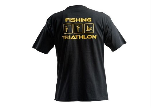 Pánské rybářské tričko DOC Fishing