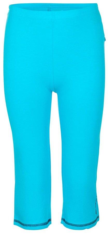 Modré dívčí kalhoty Alpine Pro - velikost 128-134