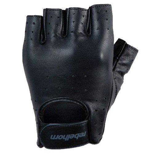 Letní rukavice na motorku bezprsté Rascal, Rebelhorn