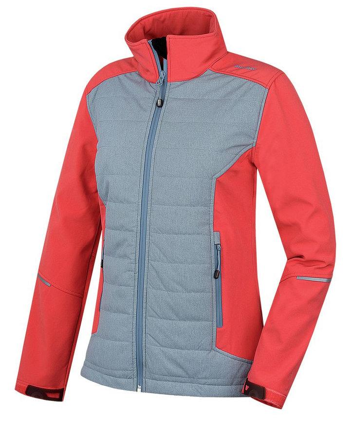Softshellová dámská bunda na běžky Husky