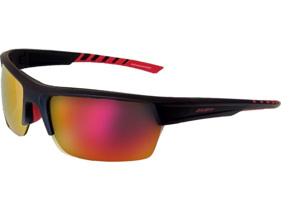 Polarizační brýle - Sluneční brýle Husky Slide Barva obrouček: černá/červená