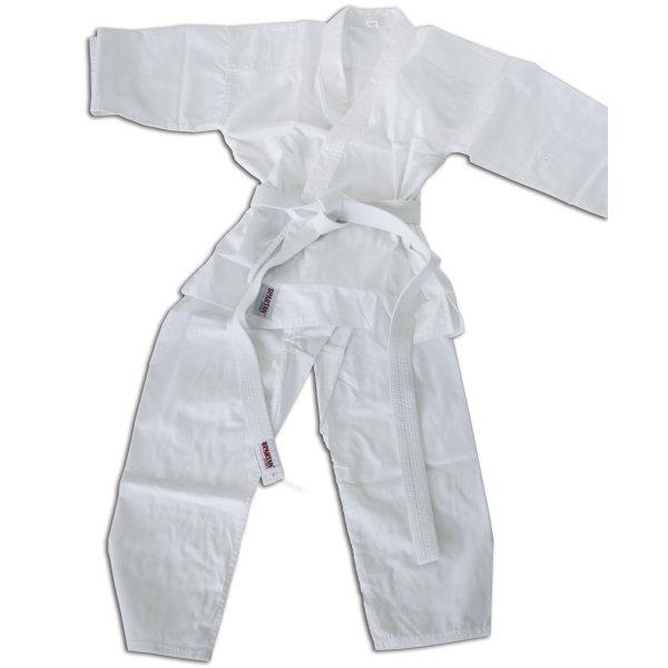Bílé kimono na karate SPARTAN SPORT - velikost 120