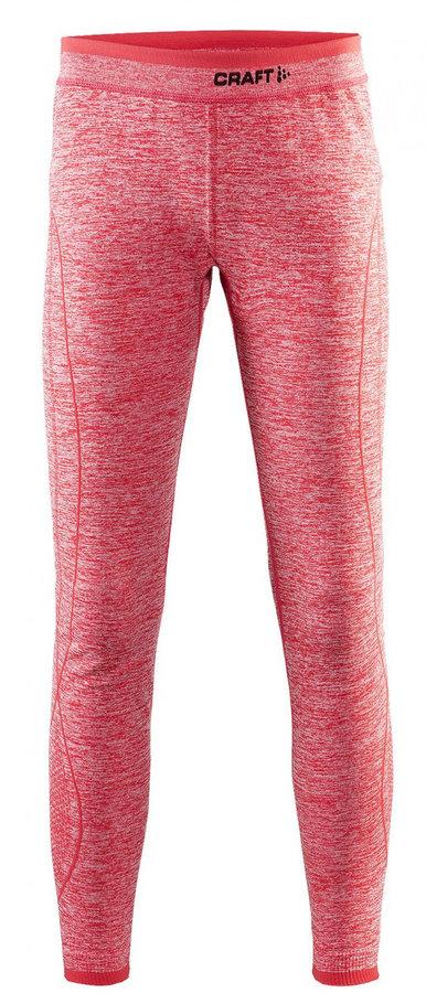 Růžové dívčí funkční kalhoty Craft - velikost 134