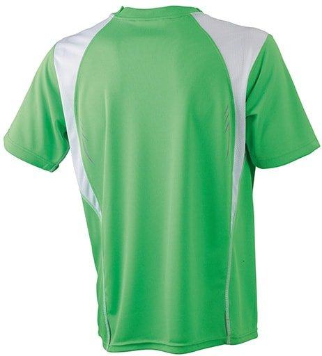 Pánské běžecké tričko JN397, James & Nicholson