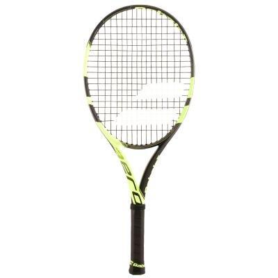 Žlutá dětská tenisová raketa Babolat