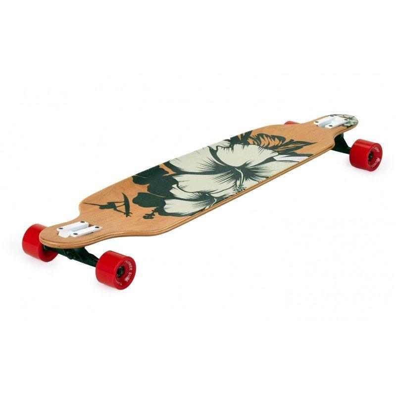 Různobarevný longboard Spartan