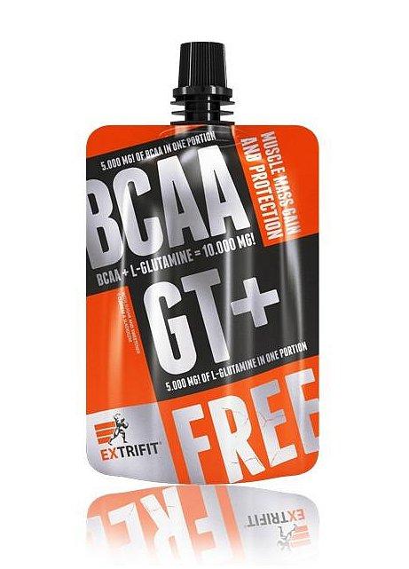 BCAA - Extrifit BCAA GT+ 80 g Meruňka 25x80g