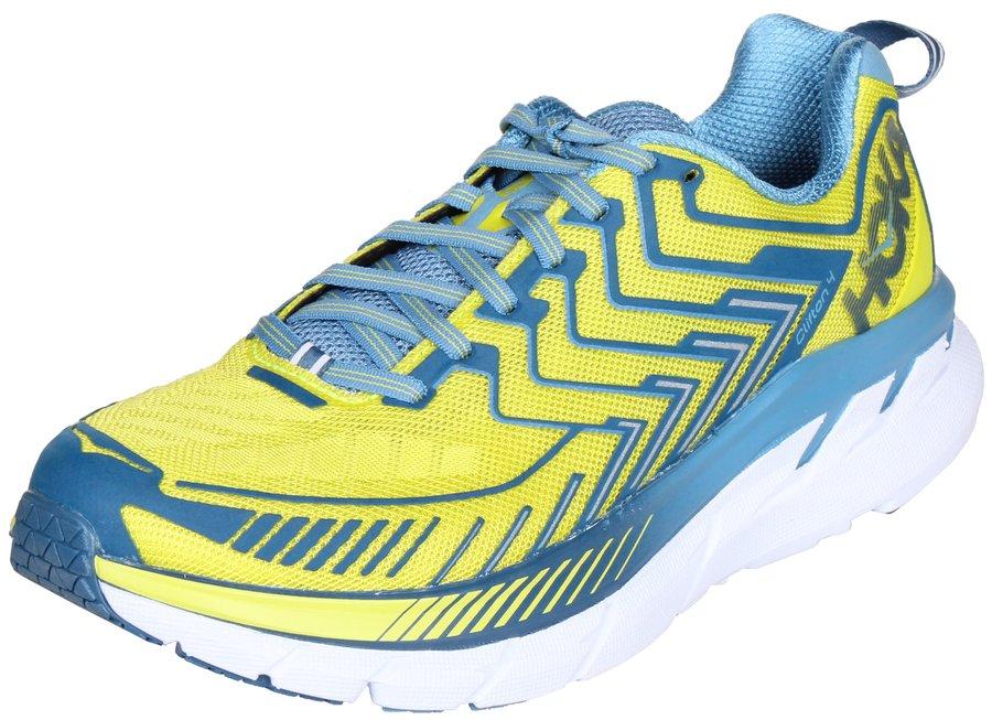Modro-žluté pánské běžecké boty - obuv Hoka One One - velikost 43 1 3 EU aedeaaee11