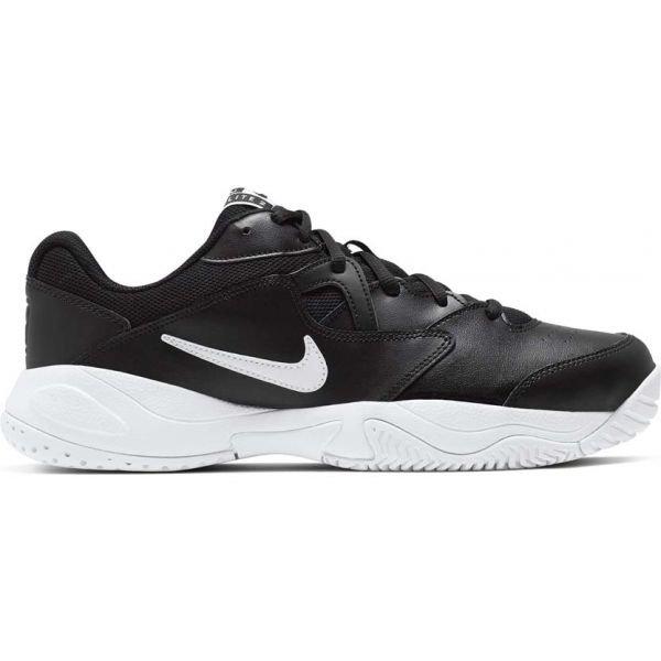 Černá pánská tenisová obuv Nike - velikost 45 EU