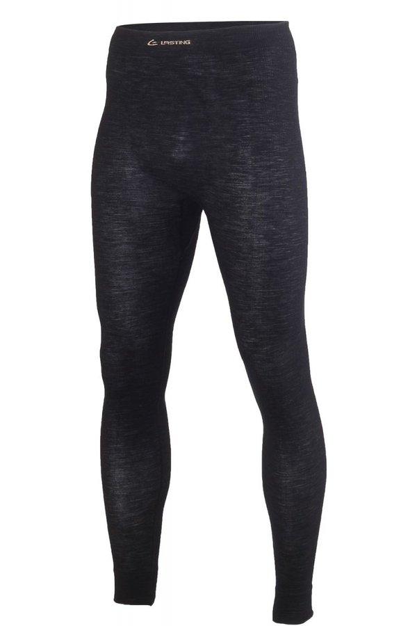 Černé pánské funkční kalhoty Lasting - velikost XXS-XS
